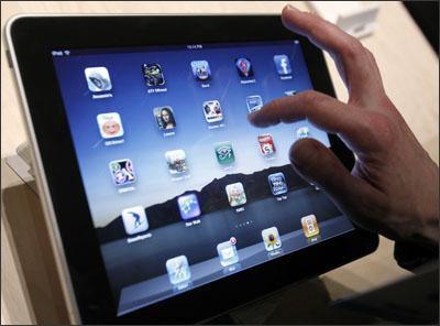 Apple iPad E Books